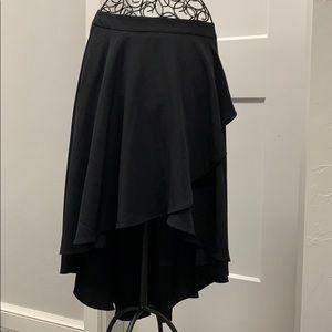 Express High-Low Skirt